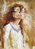 Lovely Lady by Andrew Atroshenko