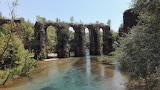 Roman Aqueduct, Agios Georgios, Preveza