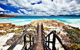 Lucky Bay. Cape Le Grand National Park. Australia