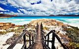Lucky Bay. Cape Le Grand National Park. Australia