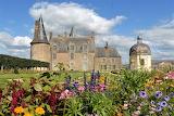 Chateau des Rochers Sevigne - France