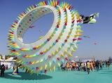 Indian festival of kites