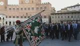 Siena - Contrada dell'Oca maggio, corteo Festa titolare 2