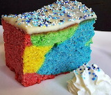 Rainbow slice @ Backen kann jeder!
