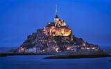 #Le Mont Saint Michel Castle Normandy France