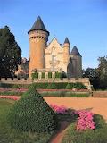 Chateau de Busset - France