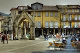 Guimarães, Praça da Oliveira, Portugal