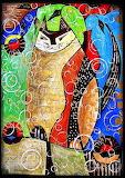 Cat by Marek Lutek