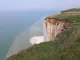 beyond the cliff, England?