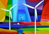 wind, Brigitte Dehue