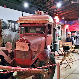 Grapes of Wrath at the Clinton 66 Museum