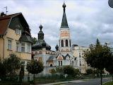 Františkovy Lázně, church, CZ