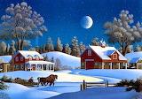 Christmas on our Farm~ HD wp