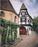 Kayserberg Alsace France