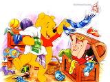 Winnie & Piglet's Sleepover