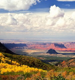 La Sal Mountain Castle Valley Utah