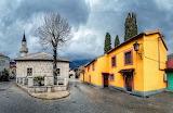 Bosnia and Herzegovina Houses Trebigne Street, @ 1zoom.me...