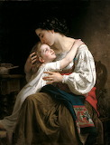 The Rising ~ William Adolphe Bouguereau