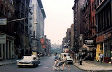 NEW YORK 1970S BLEEKER STREET