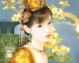 Asian girl, fantasy