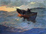 Willard Leroy Metcalf, On the Suffolk Coast, 1885