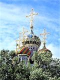 church Nižnyi Novgorod, Rossia