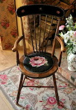 Rose's chair