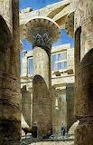 Columnas Karnak-Luxor-Egipto