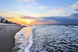 Sunrise at a Carolina Beach