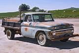 Farm truck - Chevrolet C30, 1966.