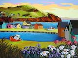 ^ Louise Marión art