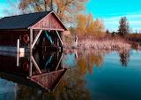 Boat Hous Alanson Michigan - Photo from Piqsels id-jxkmf