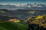 Luederenalp Emmental Switzerland