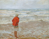 Looking out to Sea by Charles Garabed Atamian 1872-1947