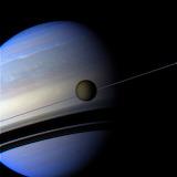 Space tumblr astronomyblog Saturn Titan