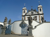 Church with statues