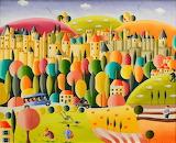 Carcassonne, Elisabeth Davy-Bouttier