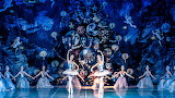 The Nutcracker ballet staged by the classical ballet Theatre