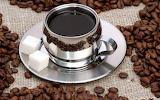 Coffee cup sugar