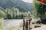 Married by the Skyomish River