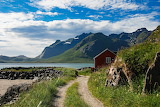 Cottage Norway - Photo by Kristina Černá from Pixabay