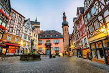 Cochem Old Town, Germany