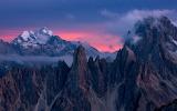 Torre del Diavolo Cadini di Misurina Dolomites