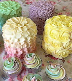 Yummy and colorful @ Gourmet Cupcakes