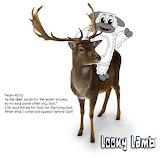 Looky Lamb Deer