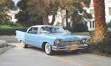 Kodachrome 1957 Chrysler Imperial Automobile Car Vehicle