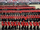 Trooping the Colour London England