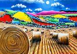 Harvest moon, Eoin O Connor