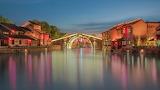 Qingming Bridge, Wuxi, China