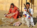 Various 885 street market India